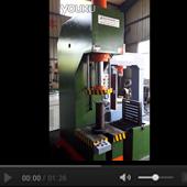 定子压装机视频