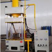 木屑压块成型液压机