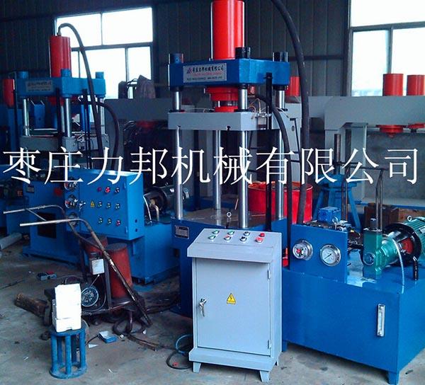 40吨四柱油压机