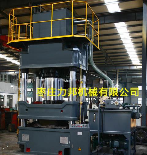 1000吨四柱液压机